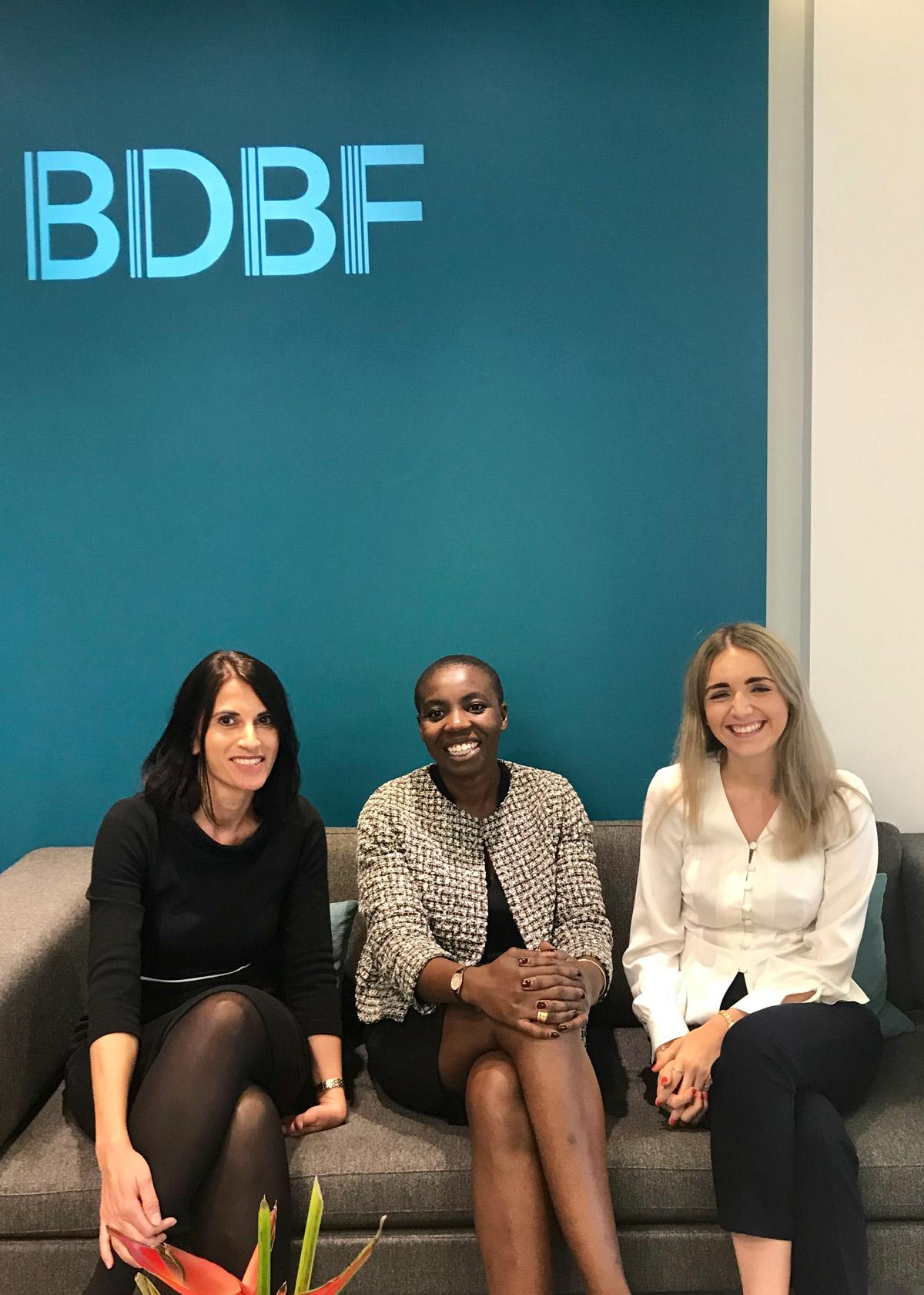 Amanda Steadman top notch growth for bdbf - bdbf llp